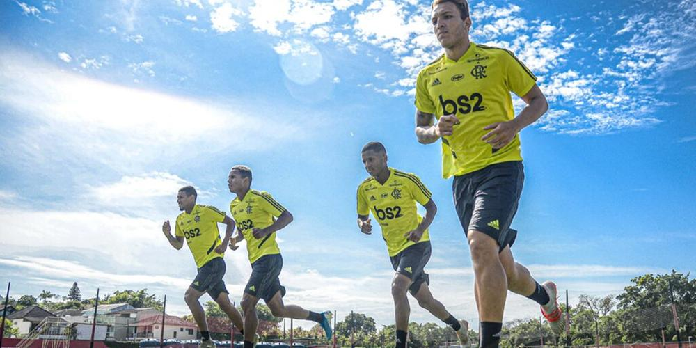 Flamengo Tropeca No Bragantino E Perde Chance De Ser Lider Do Brasileirao