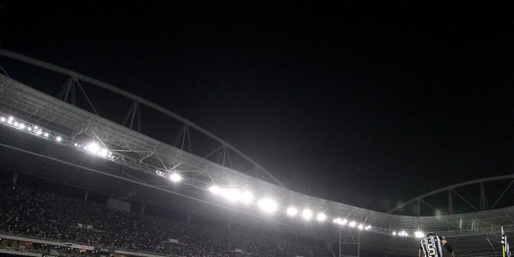 Botafogo leva virada do Atlético-GO e segue na lanterna do Brasileirão (Vitor Silva / Botafogo)