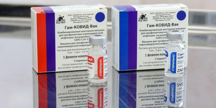Covid-19: Anvisa se reúne com laboratório da vacina Sputnik V (© Vladimir Gerdo/TASS/ Reuters/Direitos reservados)