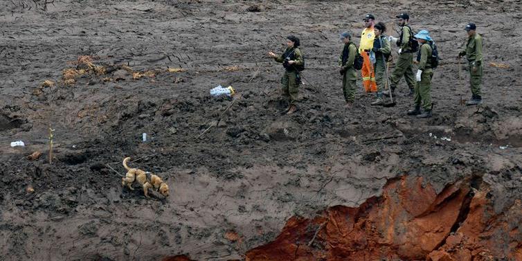 Brumadinho: Minas Gerais rejeita valor de reparação proposto pela Vale (© Washington Alves/Reuters/Direitos reservados)