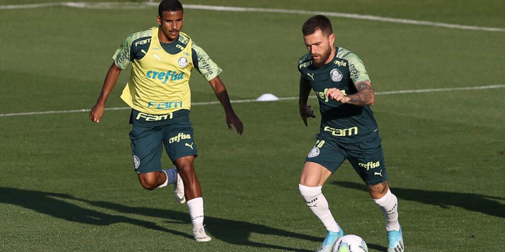 Palmeiras perde do Flamengo e vê G4 do Campeonato Brasileiro mais longe (César Greco / Palmeiras)