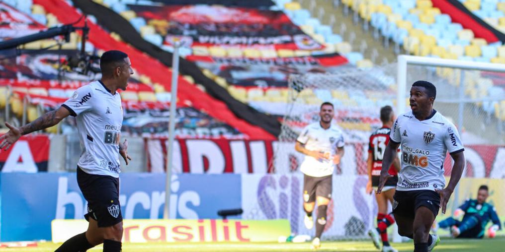 Keno lamenta revés, mas reforça busca pela vitória no Atlético-MG (Agência Galo / Atlético Mineiro)