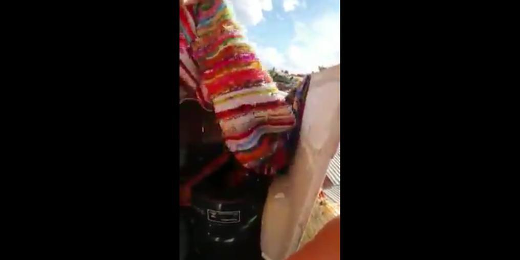 Menino de 11 anos foi encontrado acorrentado em Barril na cidade de Campinas (Foto: JCN)