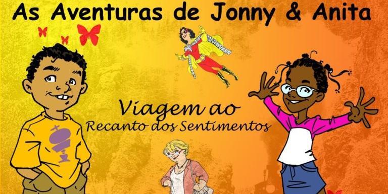 Capa da obra infantil de Helena Fraga (Imagem: Reprodução)