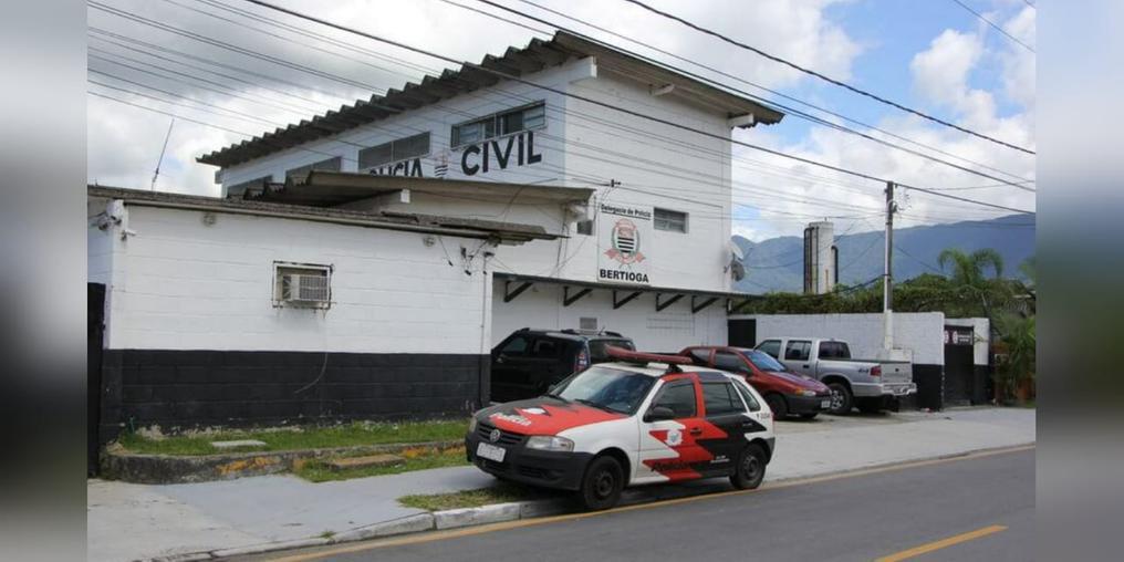 Delegado de polícia e diretor do Deinter-6 Manoel Gatto Neto cumprimentou todos os policiais pelo pronto serviço de investigação de campo e inteligência (Reprodução)