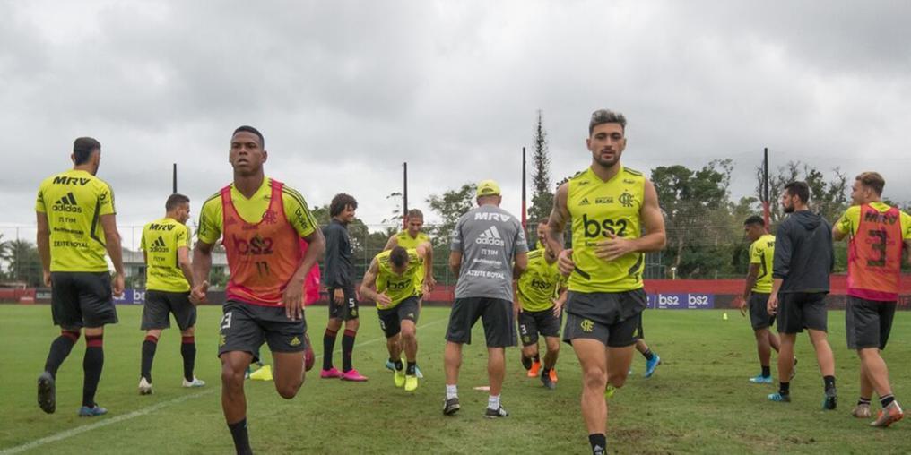 Alexandre Vidal / CR Flamengo (Alexandre Vidal / CR Flamengo)