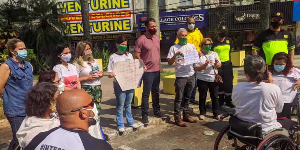 (Divulgação/Prefeitura de São Vicente)