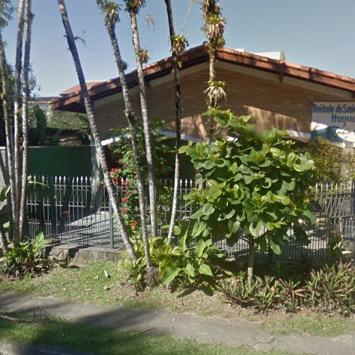 Unidade de Sáude da Família no bairro Itaguá, em Ubatuba (SP)