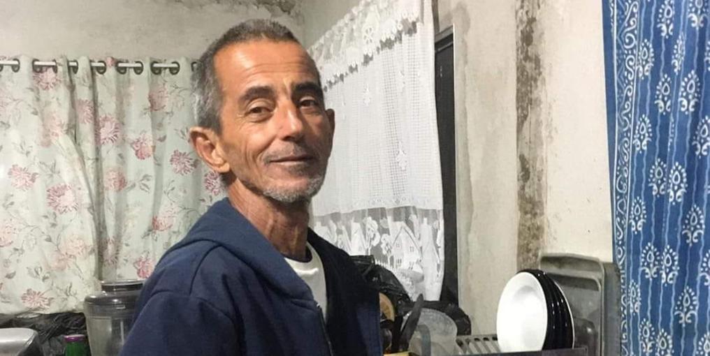 Basílio Ferreira sumiu no dia 7 de outubro em São Sebastião (SP) (Foto: Reprodução Facebook)