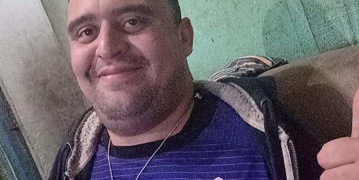 Michel foi visto hoje (14) na linha 193 de ônibus de Santos (SP) (Arquivo Pessoal)